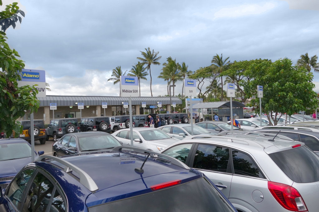 Discount Kauai Car Rental In Hawaii