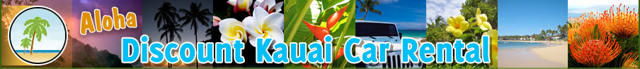 Discount Kauai Car Rental
